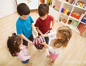 Рекомендации для воспитателя в период адаптации детей дошкольного возраста к условиям ДОУ