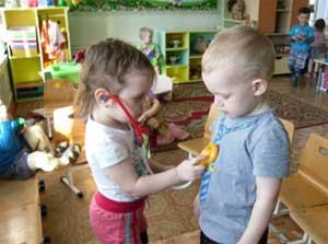 Проект для второй младшей группы детского сада «Если хочешь быть здоров»