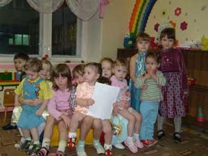 Организация работы по преемственности детей раннего и старшего дошкольного возраста