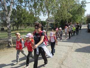 Пропаганда здорового образа жизни среди воспитанников и их родителей в условиях ДОУ