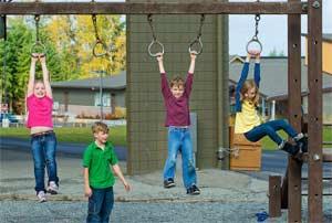Дворовые игры как элемент формирования личности ребенка