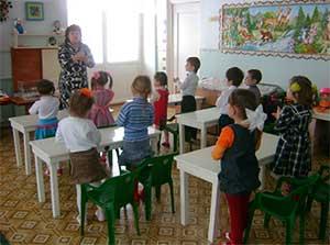 «Вежливые слова» Комплексное занятие по развитию речи в средней группе