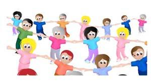 Социализация и развитие детей раннего возраста в различных видах деятельности в адаптационных группах