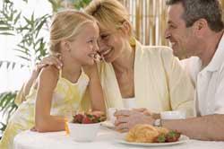 Обучение манерам - почему родители должны служить примером для детей