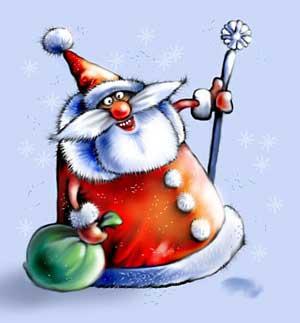 Как должен быть одет Дед Мороз?