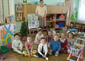 Конспект занятия по формированию здорового образа жизни для детей средней группы «Поможем Крошу быть здоровым»