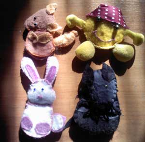 Развивающие детские игрушки: Колобок