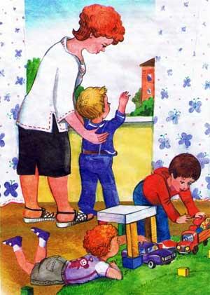 Советы родителям по адаптации ребенка к саду