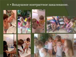 Проект по формированию здорового образа жизни у детей 4-5 лет «В здоровом теле-здоровый дух»