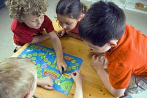 Развивающие игры с дошкольниками для развития внимания и памяти
