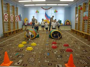 Формирование представлений о здоровом образе жизни у детей дошкольного возраста в процессе различных видов деятельности
