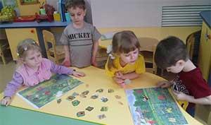 Интегрированная НОД по развитию речи (обучение грамоте и рисование) в старшей группе Тема: «Пропала буква Р»