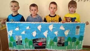 Конспект непосредственной образовательной деятельности в подготовительной группе по ФГОС Тема: «Дети во время Великой Отечественной войны»