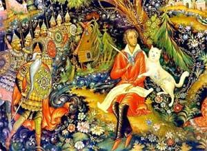 Игра-викторина по сказкам А.С. Пушкина «У Лукоморья» с детьми старшей группы