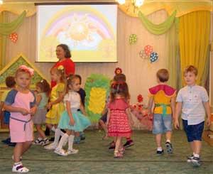 Презентация проекта «Наши подземные друзья дождевые червячки» с участием детей педагогов и родителей группы «Незабудка»