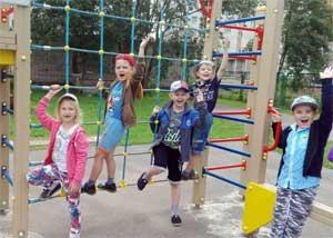 Роль подвижной игры в развитии движений ребенка