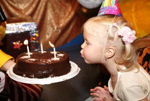Как устроить День Рождение для дошкольника