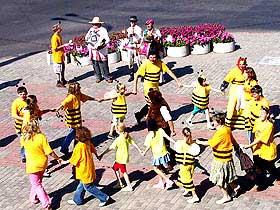 Сценарий детского утренника – праздника Медовый Спас для детского сада