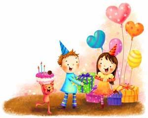 Консультация для родителей Как отметить день рождения ребенка дома