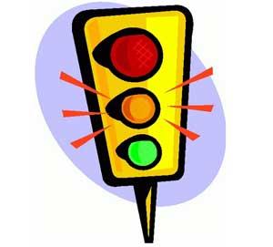 Конспект НОД «Красный, желтый, зеленый» для детей 4-5лет