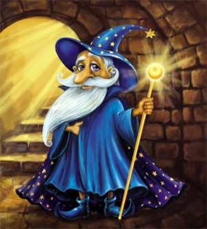 Дидактическая игра по развитию речи для детей подготовительной к школе группы Игра «Волшебники»