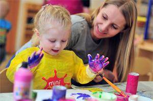 Консультация для родителей Совместная творческая деятельность родителей с детьми