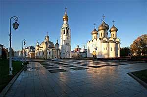 Конспект непосредственной образовательной деятельности «Вологда, Вологда, нет роднее города»