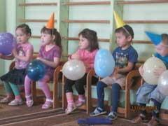 Конспект интегрированного занятия с детьми 2 младшей группы «День рождения куклы Маши»