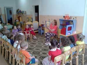 Развитие устной речи детей через русские народные сказки Тема: «Как играть со сказкой».