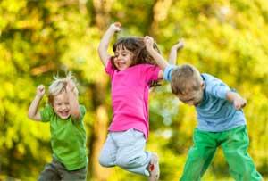 Консультация для родителей: «Игры с детьми на отдыхе в летний период».