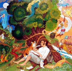 Сценарий развлечения по сказкам А. С. Пушкина для родителей и детей в подготовительной группе