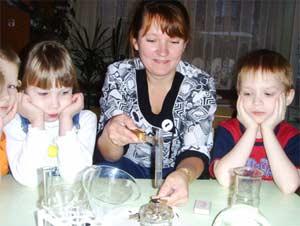Развитие у детей навыков и умений опытно-экспериментальной деятельности