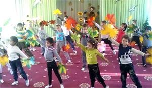 Конспект итогового мероприятия в рамках реализации проекта «Времена года» /осень/ с детьми старшей группы «Осенние краски»