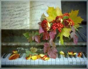 Конспект совместной музыкально-творческой деятельности в образовательной области «Художественно-эстетическое развитие» Тема: «Эмоции и настроения в звуках Осени»