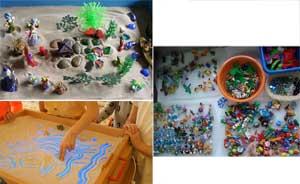 Применение песочной терапии в работе с детьми с ограниченными возможностями здоровья