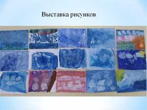 Практико-значимый проект Занятия на тему: «Небо» для воспитанников старшей группы