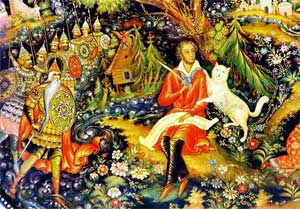 Творческий проект «Сказки А.С. Пушкина»