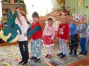 Театрализованная игра в детском саду