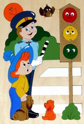 Проект для детей старшего дошкольного возраста «Всем ли знать положено правила дорожные!»