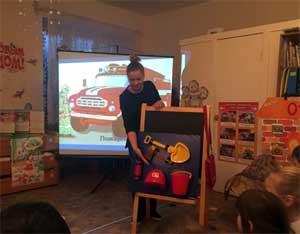 Формирование основ пожарной безопасности у детей старшего дошкольного возраста.