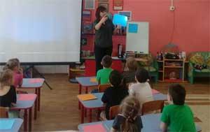 Комплексное занятие по ФКЦМ в подготовительной к школе группе в рамках Круглого стола для учителей начальных классов «Если очень захотеть, можно в космос полететь»