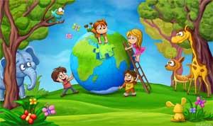 Перспективный план проекта работы по формированию основ экологического воспитания у детей старшего дошкольного возраста «Мир, в котором мы живем»