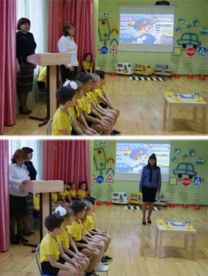 Конспект КВН по правилам дорожного движения на тему: «Знатоки правил дорожного движения» для детей подготовительной группы