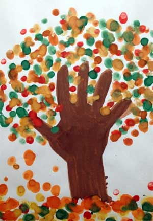 Опыт работы «Формирование интереса к изобразительной деятельности детей 2 – 3 лет в процессе художественно – творческой деятельности»