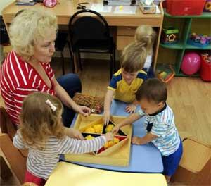 Программа развивающих занятий «Сказочные игры» (познавательное развитие). Для детей 2-3 лет.