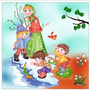 Конспект мероприятия День здоровья для детей раннего возраста (2-3лет) на тему: «В гостях у весны»