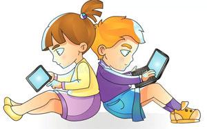 Стихотворение про воспитание «Дети и телефон»