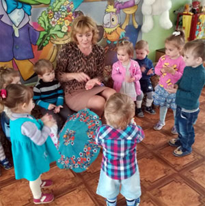 Консультация для воспитателей: «Приёмы работы воспитателя в период адаптации детей к ДОО»