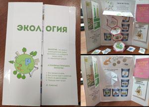 «Экология» Лэпбук (тематическая папка)