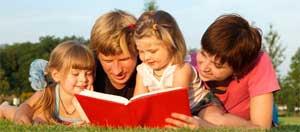 Семейное чтение, как фактор развития речи детей дошкольного возраста консультация для родителей